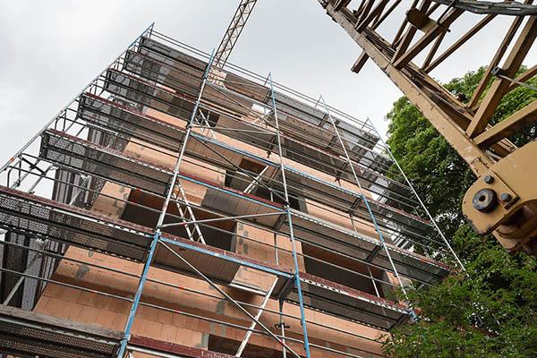 Architekten-MFH in Kreuzberg